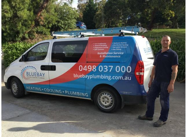 Contact Blue Bay Plumbing